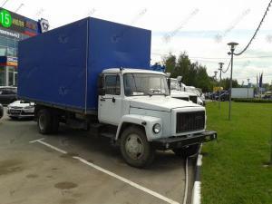 Еврофургоны 5; 6; и 7 метров и удлинение ГАЗ-3309, -3307