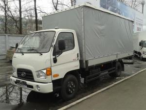 Еврофургоны 5; 6; и 7 метров и удлинение Хендай Hyundai HD-65, HD-72, HD-78, HD-120