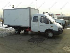 Изотермический фургон ГАЗ-33023 Газель-Фермер