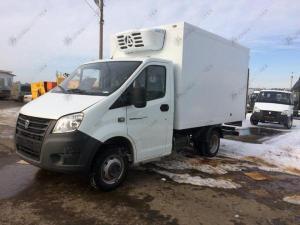 Изотермический фургон ГАЗ-A21R22 Газель Некст