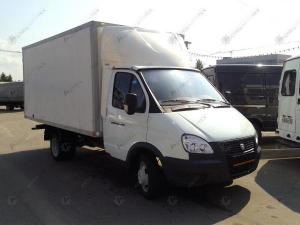 Промтоварный фургон ГАЗ-3302 Газель