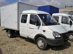 Промтоварный фургон ГАЗ-33023 Газель-Фермер