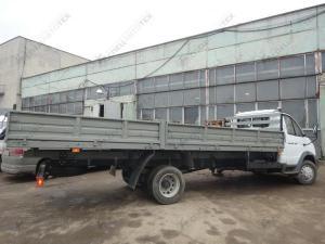 Удлинить Валдай ГАЗ-33106 до 5, 6 и 7 метров