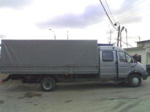 Удлинение бортового Валдай-Фермер ГАЗ-331063 до 5 и 6 метров