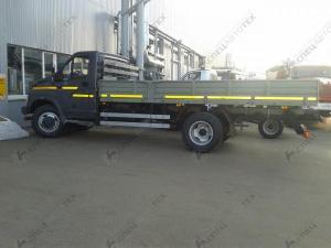 Удлинить Газон Некст ГАЗ-C41R13 до 5, 6 и 7 метров