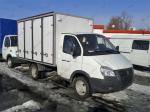 ГАЗ-3302 Газель с хлебным фургоном