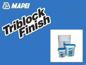 Грунтовка TRIBLOCK FINISH А+В+С 31,25кг