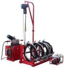 SHD630 - аппарат для сварки полиэтиленовых труб встык