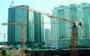 Китайский башенный кран Top Sky T7050-20, 20 тонн