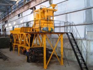 Завод по производству бетона БСУ, 25-150 м3 в час