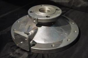 литье из алюминия (корпусные детали регуляторов давления газа)