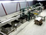 Завод для газобетонных блоков, Авто линия Марк-3000