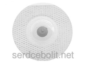 Электроды одноразовые ЭКГ 55мм взрослые FIAB F2080