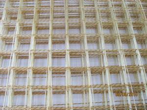 Сетка композитная стеклопластиковая 2,5мм (ячейка100мм*100мм)