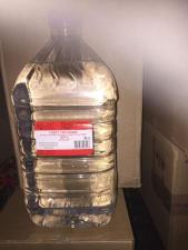 Спирт этиловый (медицинский), Этанол, 95%. , в Екатеринбурге,  5 литров (ПЭТ бутыль)