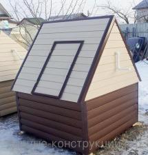 Домик для колодца ДШ-2