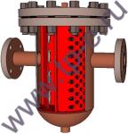 Фильтр шламоотделитель магнитный ФШМ