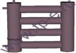 Регистр отопление змеевиковый