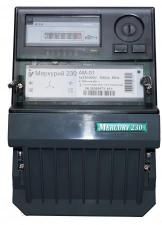 Счетчик электроэнергии Меркурий 230 Ам - 01 3 фазные однотарифный