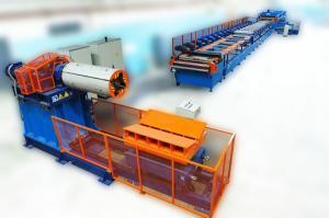 Оборудование для производства профилированного листа