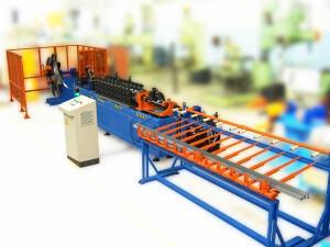 Оборудование для производства строительных профилей, уголков, маячковых профилей