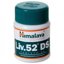 Лив 52 ДС Liv.52 DS Himalaya Herbals 60tabs
