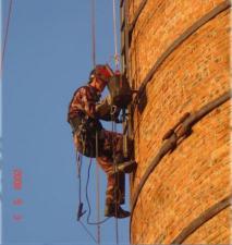 Обследование, прочистка, ремонт и демонтаж дымовых труб