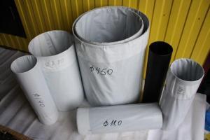Муфта термоусадочная д=110 мм для изоляции стыков труб ППУ