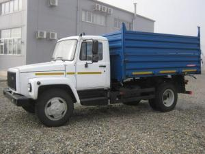 Самосвал ГАЗ-САЗ-3512