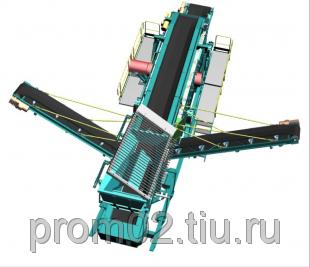Грохот гил 52 в Краснотурьинск роторные дробилки др в Людиново