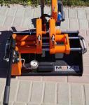Аппарат стыковой сварки «MEIZE» Mz 160