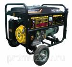 Бензогенератор Huter DY8000LX (6,5кВт/230В)