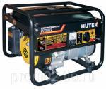 Бензогенератор Huter DY4000LX (3кВт/230В)