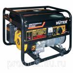 Бензогенератор Huter DY3000L (2,5кВт/230В)