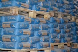 Ремонтная смесь для нанесения методом полусухого торкретирования (МБВ 400)