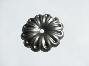 Цветок штампованный Ф70мм