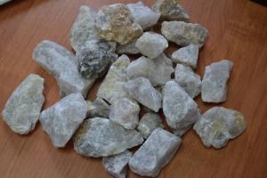Кварцевый песок (дробленый кварц) фракция 20-40