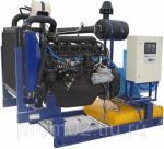 Дизельный генератор АД-100 ММЗ (100-110кВт/400В)