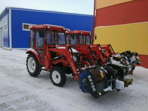 Мини трактор Dongfeng DF244