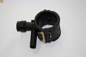 Седловой отвод электросварной  ПЭ 100 110/63 мм