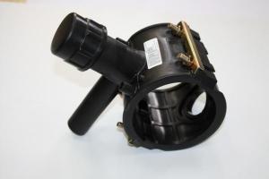 Седловой отвод электросварной  ПЭ 100 160/63 мм