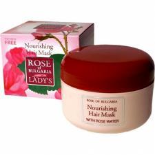 Маска для волос питающая Роза Болгарии 330 ml