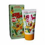 Зубная паста Кря-Кря для детей с ароматом фруктов Ca+F Ален Мак 50 ml