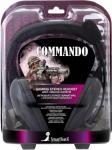 Гарнитура SmartBuy® COMMANDO, рег.громкости, кабель 2.5 м