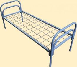 Кровати металлические эконом, кровати оптом для рабочих и строителей, кровати купить не дорого