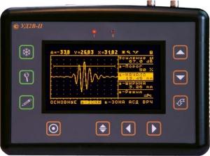 УД2В-П46 дефектоскоп с ЭЛД дисплеем