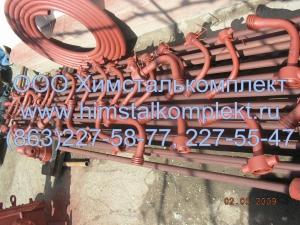 Труба магистральная ППУА 35.13.00.100, запчасти ППУА 1600-100, АДПМ 12-150