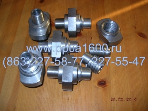 Быстроразъемное соединение БРС ППУА, запчасти ППУА 1600-100, АДПМ 12-150