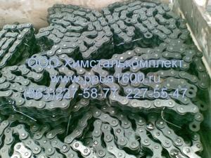 2ПР-19,05-64 ГОСТ 13568-97 Цепи приводные роликовые двухрядные типа 2ПР (ГОСТ 13568-97)