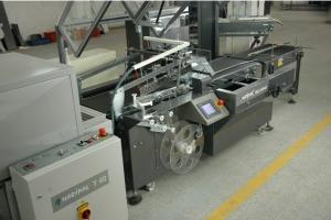 Автоматическая упаковочная линия MARIPAK Rls 58/45 + T 40
